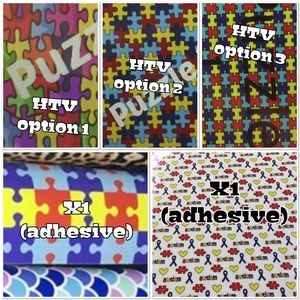Autism awareness bundle ! Vinyl
